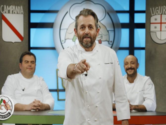 Cuochi d'Italia in versione Under 30, su TV8