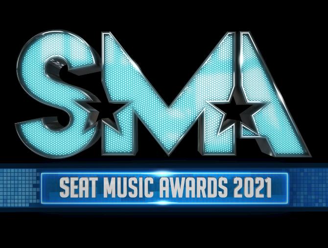 Tutto pronto per i Seat Music Awards 2021