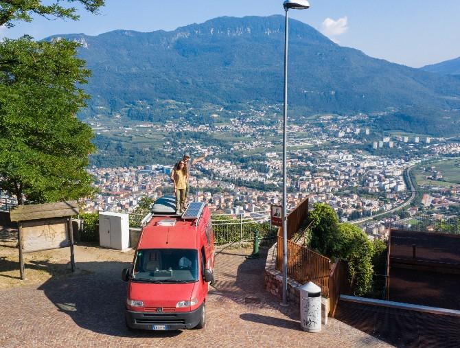 Torno a vivere in Italia, tappa a Trento