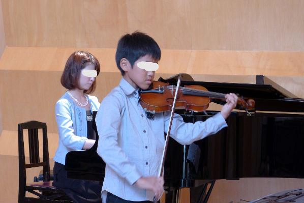 大好き先生の伴奏で幸せです