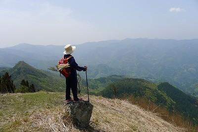未来のアルピニスト、山岳部志望