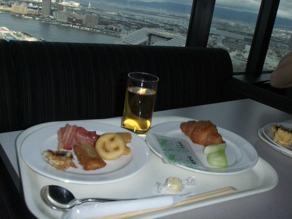 ホテルのバイキング朝食、コジイチメニュー洋食編