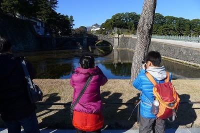 テッパン眼鏡橋 ほぼ中国人の観光客ばかりでした