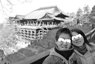 やっぱり、清水寺はかっこいい