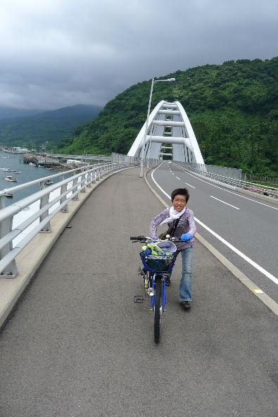 道間違えたー・・・自転車こぐ元気も・・・
