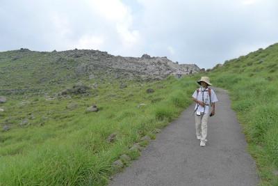 無事下山・・・このとき坊主は足がプルプルで歩けません。