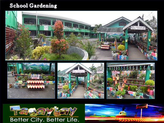 学校のガーデニングと野菜栽培