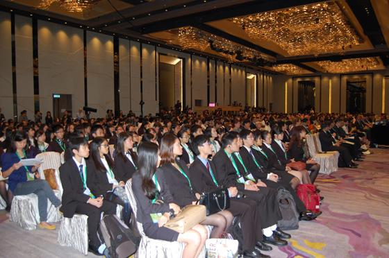 大会には西太平洋地域からおよそ700名が参加