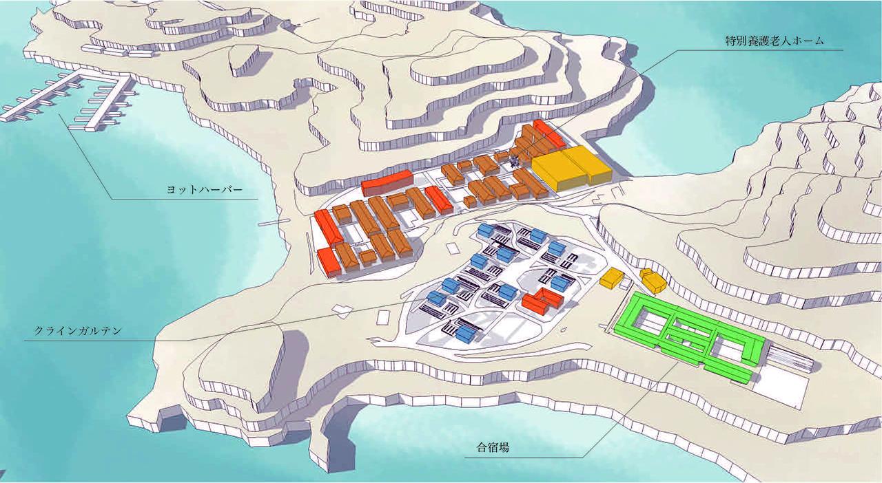 ハンセン病療養所の将来構想とまちづくり⑧ 長島未来プロジェクト