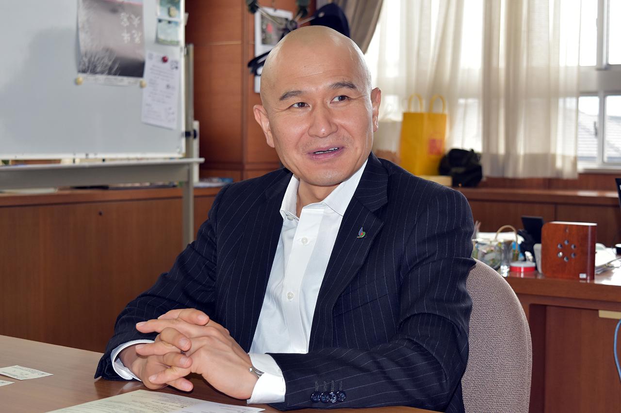 ハンセン病療養所の将来構想とまちづくり⑥ 瀬戸内市武久顕也市長インタビュー