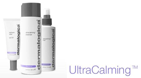 Ultra Calming dermalogica Pflegeprodukte für sensible Haut