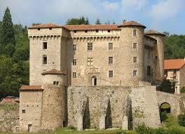Château de Chalmazel CHALMAZEL .LOIRE42