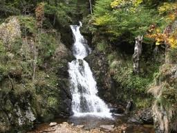Cascade de Chorsin  loire rhone-alpes 42