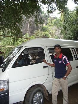 Klein-Gruppen-Sri Lanka Rundreise Ranga jeden Montag ab Colombo oder Abholung vom Strandhotel Westküste Südküste