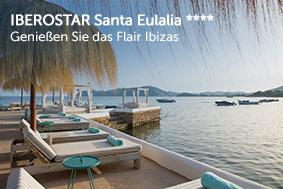 Spanien Urlaub Ibiza Iberostar Santa Eulalia adults only Hotel Ibiza