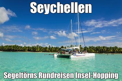 Kreuzfahrten Seychellen Insel-Hopping Segeltörn geführte Gruppenreisen Inselwelt Seychellen Mauritius