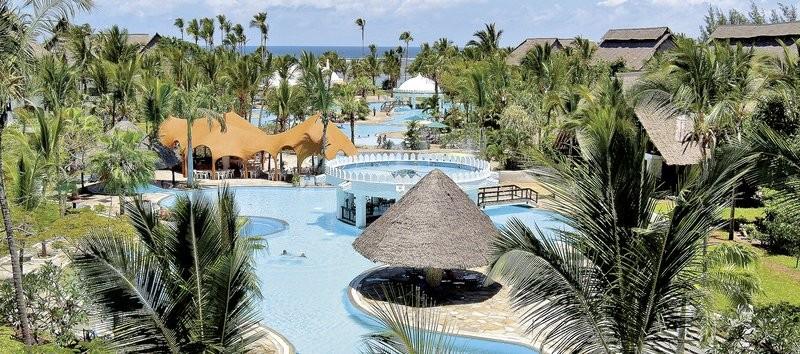Kenia Urlaub im Southern Palms Beach Diani Beach Südküste