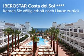 Spanien Urlaub Strandhotel Iberostar Costa Sol