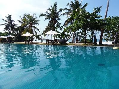 Mirissa Paradise Beach Club Hotel an traumhafter Buchung von Mirissa incl. Flug & Transfer