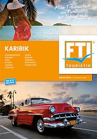 FTI Reise Kataloge online Karibik Kuba Katalog Fti Reisen.de