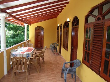 Sri lanka Urlaub privat buchen - Homestay Gästehaus bei Weligama unter deutscher Leitung