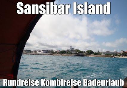 Sansibar All inclusive Urlaub im Luxushotel günstig buchen