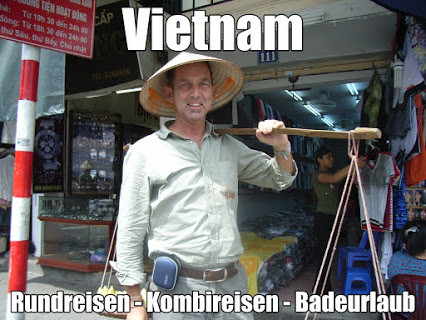 Vietnam Rundreisen mit Baden vom Vietnamkenner Olaf Diroll günstig angeboten