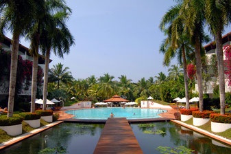 Sri Lanka Gesundheitsurlaub im Vitalhotel Lanka Princess Ayurveda Hotel in Beruwela