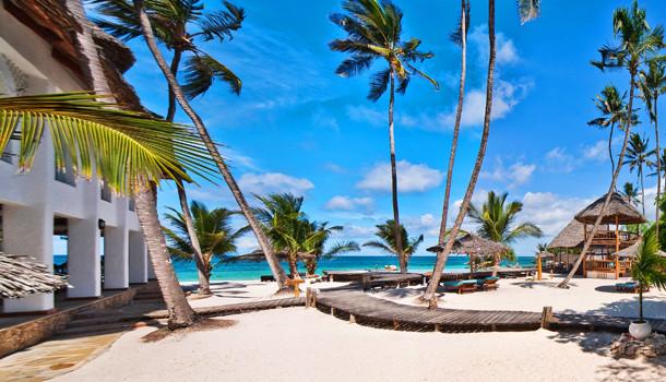 Kenia Urlaub im Water Lovers Beach Südküste