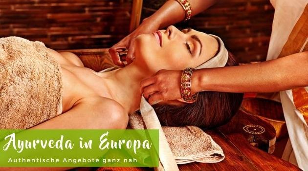 Ayurveda Reisen in Europa sowie Ayurveda Urlaub mit Kuraufenthalt in Deutschland Ostern 2021