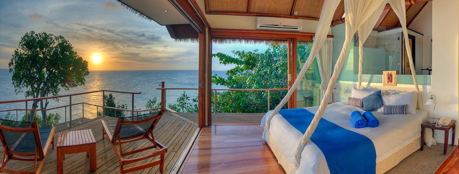 Luxusurlaub Fidschi (c) Royal Davui Resorts Fiji - buchen Sie mind. 7 Nächte mit Vollpension - Sie erhalten den Helikoptertransfer ab Nadi gratis (limitiertes Angebot)