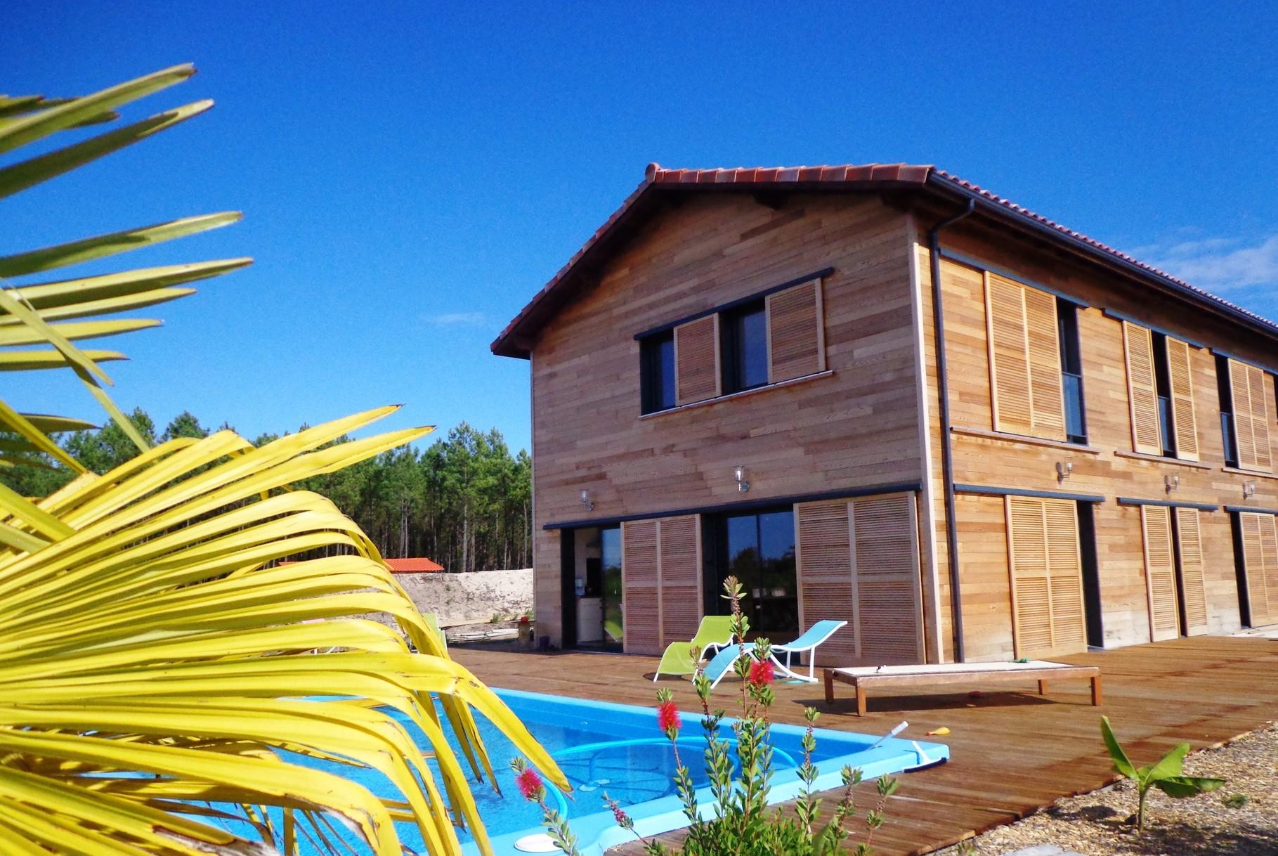 La Grange du Coulin, maison d'hôtes à Onesse et Laharie dans les Landes, Gîtes de France Landes 3 épis