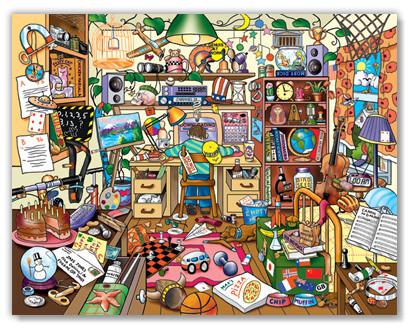 Zimmer aufräumen - Abklärung Lerntherapie ...