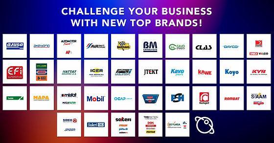 #agenteexclusivoLatinoAmericaAmerigoInternational #spareconsultar #hagacrecertunegocio #challengeyourbusiness #topbrands #marcaspremium