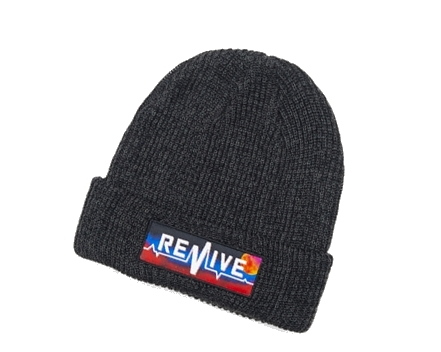Revive Skateboards Headwear Beanies & Caps / VMS Distribution Europe - Revive Force 3Block Braille Germany Austria