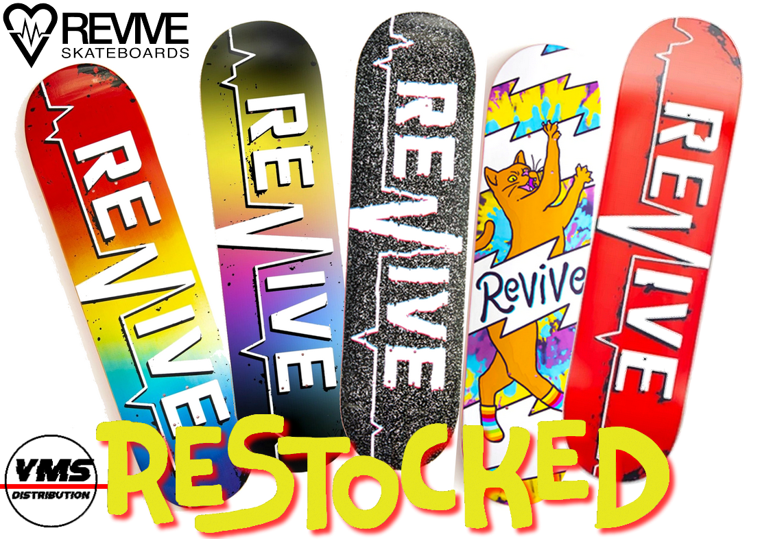 REVIVE / FORCE / AMGRIP RESTOCK!