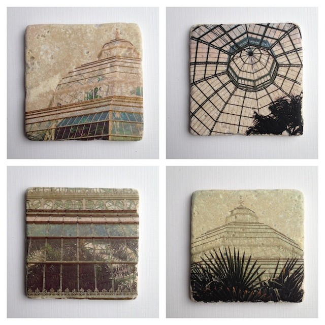 Palm House (Ltd Edition set of 4 only)