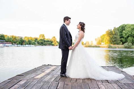 Hochzeit wien donau