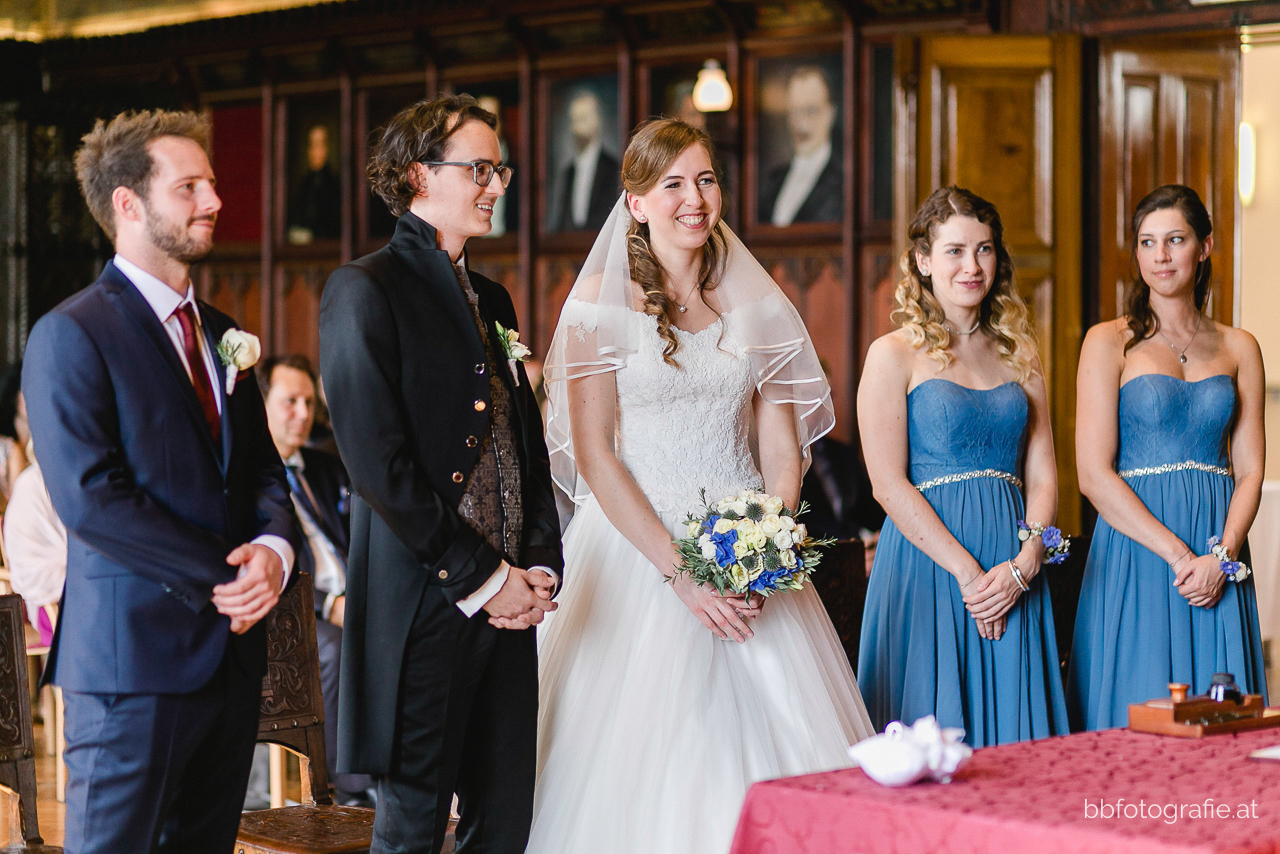 Hochzeitsfotograf Standesamt Korneuburg, b&b fotografie