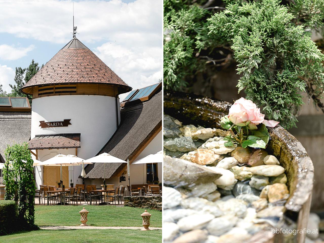 Hochzeitsfotograf, Hochzeitsfotograf Burgenland, Locationsdetails, Hochzeitslocation Burgenland, Hochzeitslocation Villa Vita Pannonia, Gartenhochzeit, b&b fotografie