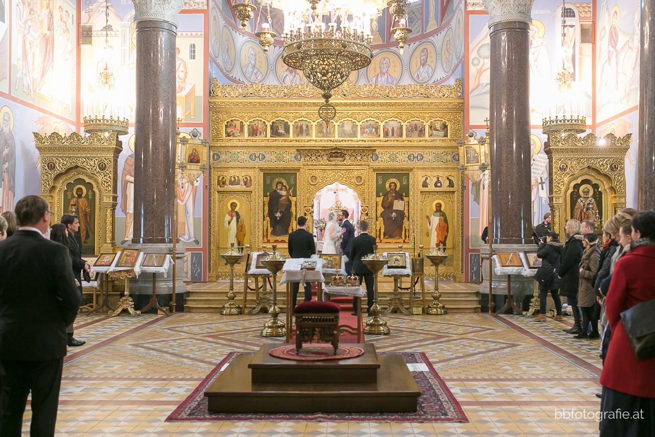 Hochzeitsfotograf, Hochzeitsfotograf Wien, Hochzeitslocation Wien, Winterhochzeit, Trauung, Hochzeit Russisch-Orthodoxe Kirche Wien, b&b fotografie