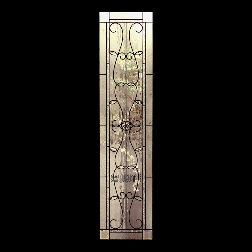 商業施設のエントランス、玄関、内部建具、玄関ホールメインの明かり取りなどに