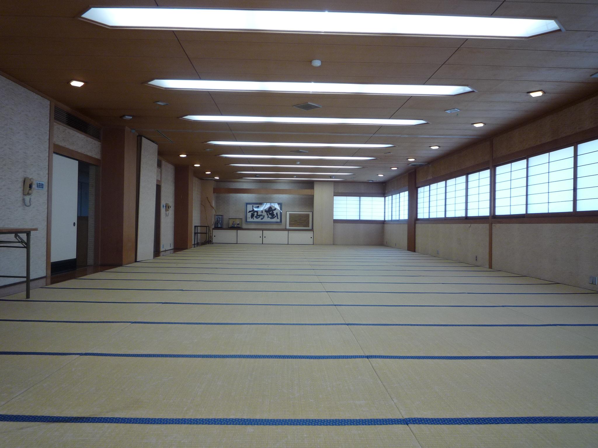 会館3階大広間