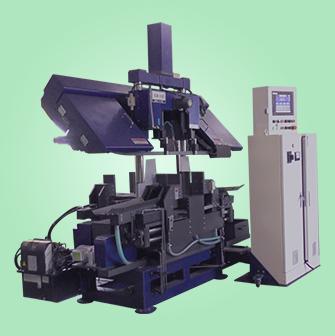 揺動帯鋸切断機SCM-350