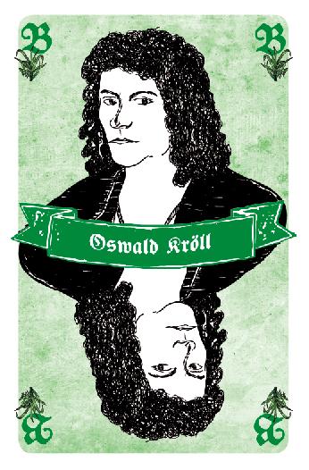 Oswald Kröll: Spielkarte