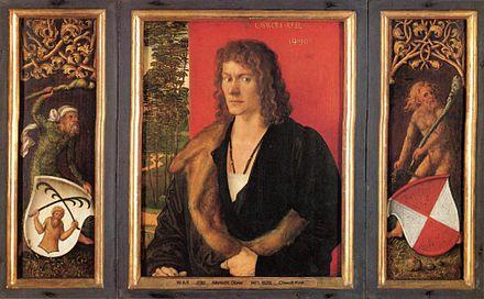 Albrecht Dürer: Oswald Kröll