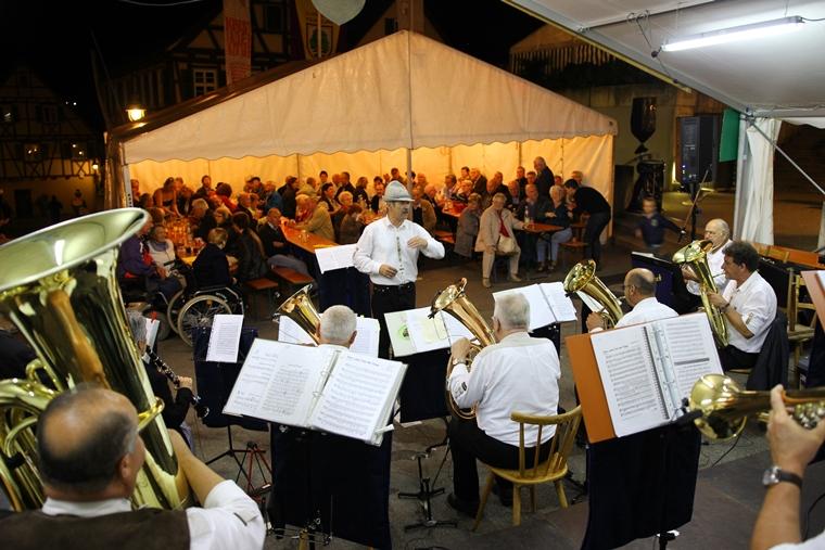 MV Waldenbuch Marktplatzfest 15.09.2014