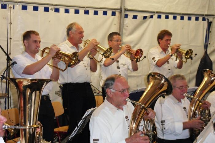 MV Steinenbronn Musikfest 01.08.2011