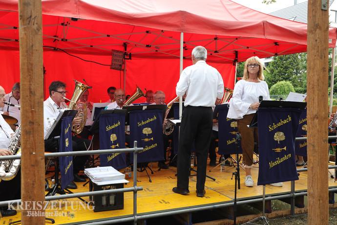 Bachfest TVA Altdorf 07.07.2019