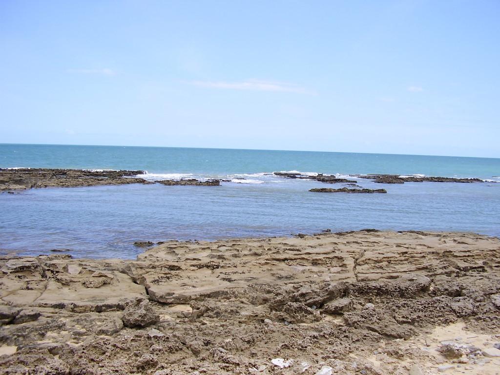 antes da praia